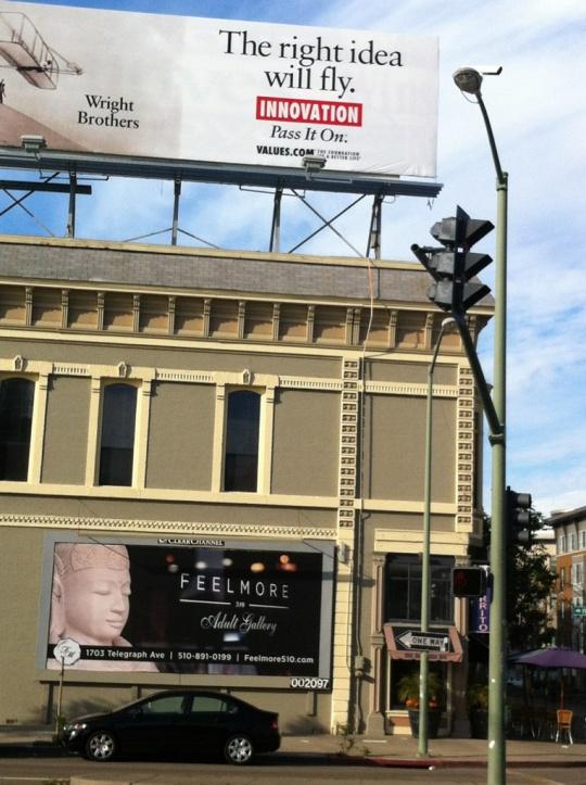 Feelmore billboard