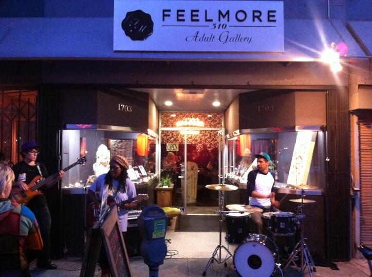 Feelmore Drummer
