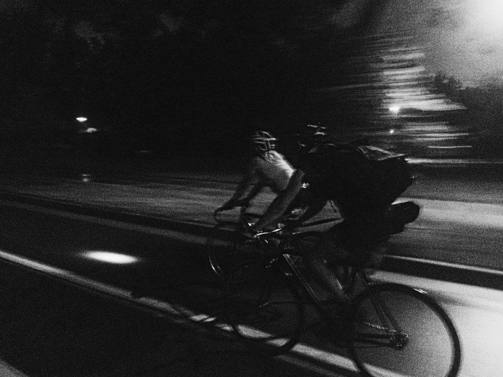 Alleycat #2: Out of Towners Ride